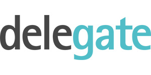 Logo delegate