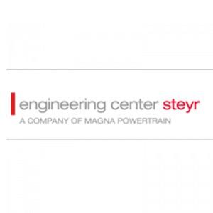 Logo engineering center steyr