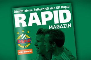 Rapid Magazin Logo