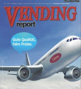 VENDING report Cover DACH 01-2016