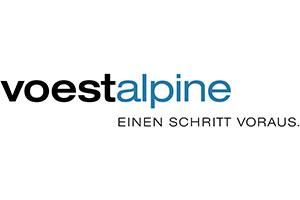 Logo Referenzen voestalpine