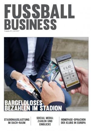 ventopay im Fußball Business Magazin