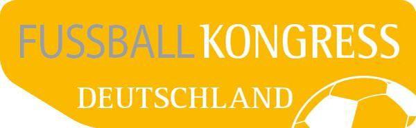 Logo 3. Fußball Kongress Deutschland