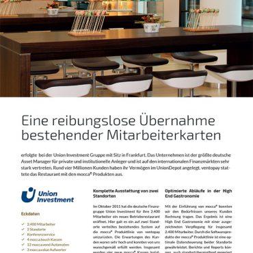 Case Study Union Investment