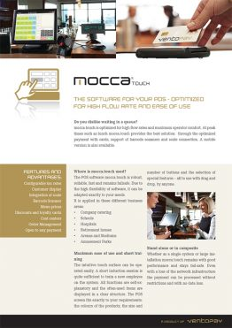 Product folder mocca.touch