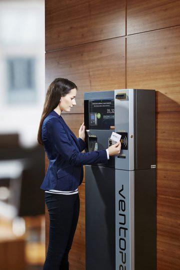 Aufwerteautomat mocca.value