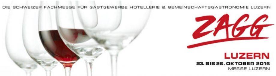 ZAGG - Schweizer Fachmesse für Gastgewerbe, Hotellerie & Gemeinschaftsgastronomie in Luzern