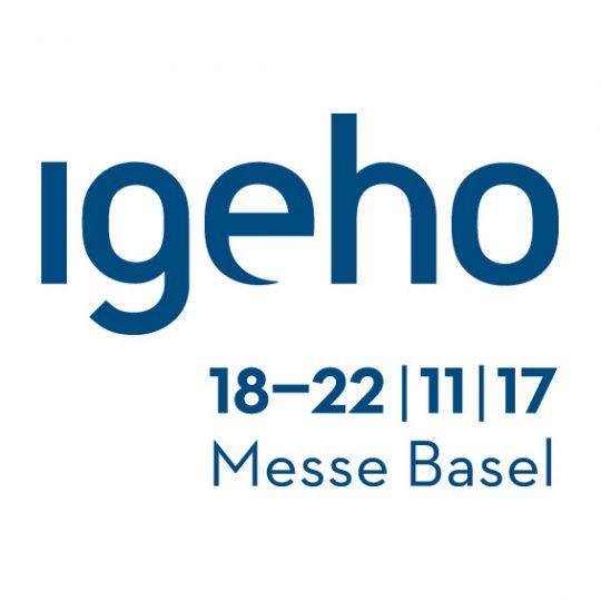 Logo Igeho 2017