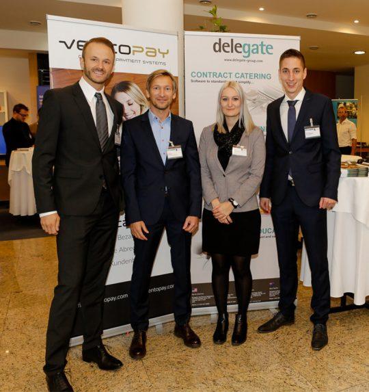 Markus Gruber / Christian Schmidt, delegate; Marina Undesser, BA / Ing. Johannes Reichenberger, ventopay © imh und Astrid Bartl