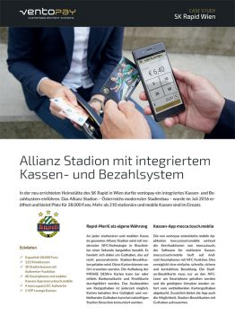 Case Study SK Rapid Allianz Stadion