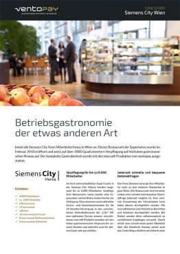 Case Study Siemens City