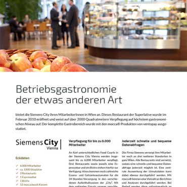 Case Study Siemens City