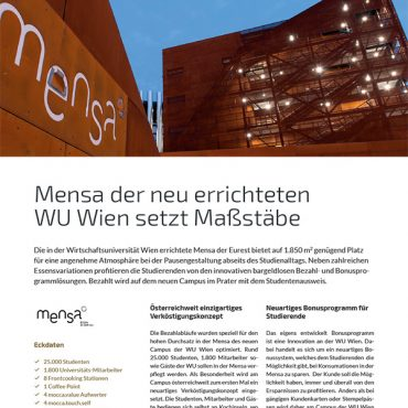 Case Study WU Wien