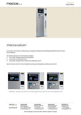 Datenblatt mocca.value+