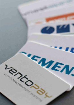 Produktbroschüre mocca.cards