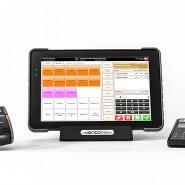 mocca.mobile 10'' mit Peripheriegeräten