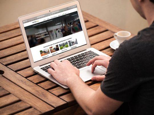 Die neue ventopay Website ist online