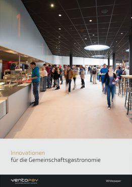 Whitepaper Innovationen für die Gemeinschaftsgastronomie