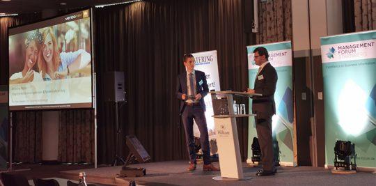Vortrag Attraktive Mensa von ventopay und ÖMBG