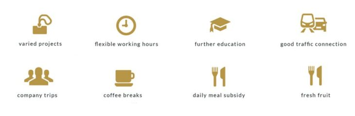 career at ventopay: employee benefits