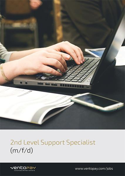 Jobausschreibung 2nd Level Support Specialist