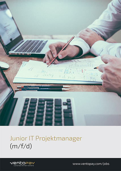 Jobausschreibung Junior IT Projektmanager