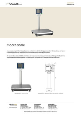 Datenblatt mocca.scale