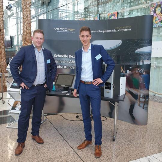 ventopay Vortrag beim Management Forum Starnberg 2020