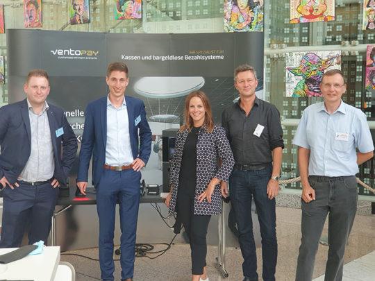 Erfolgreiche Zusammenarbeit von GO Gastro und ventopay