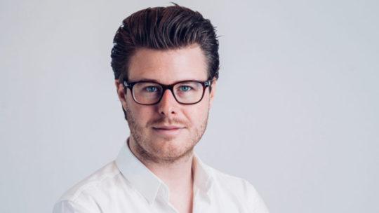 Johannes Raudaschl, CEO Dishtracker