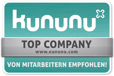 ventopay ist Top Company bei kununu
