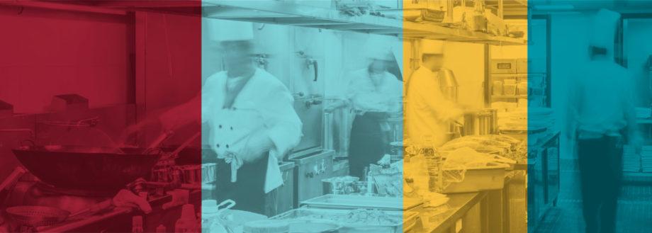 Bau und Betrieb von Großküchen und moderner Betriebsgastronomie